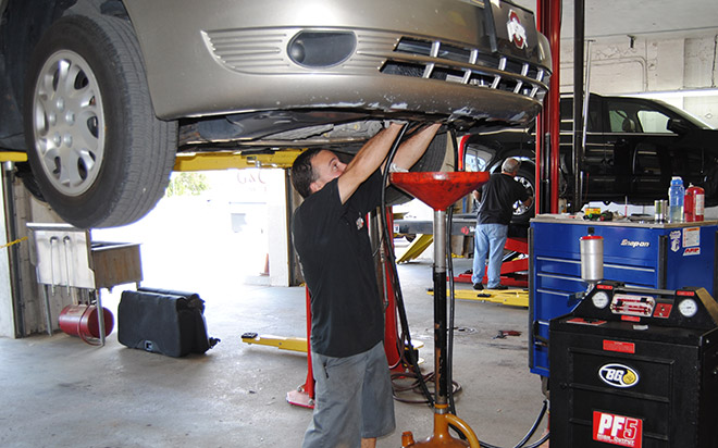 Vehicle Repairs and Maintenance in and near Naples Florida